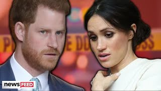 Meghan Markle & Prince Harry Called Police To Their Home 9 Times!