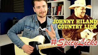 Johnny Hiland Banjo Roll Lick - Spicy Licks #9