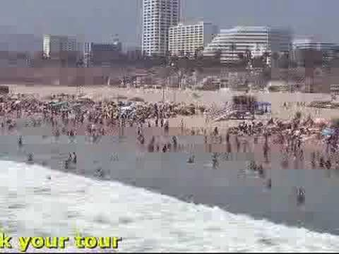 Santa Monica Los Angeles Tours