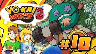 Yo-kai Watch 2 Bony Spirits Walkthrough Part 10 FUSION HA Payn (HD)
