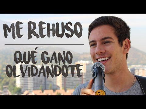 Me Rehuso / Qué Gano Olvidandote (Mashup Cover) - Sebastián Zerené