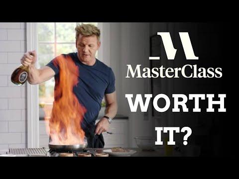 Gordon Ramsay Masterclass Review - Is It Worth It?