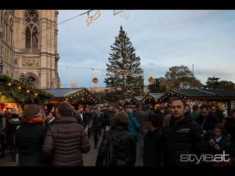 Wiener Weihnachtstraum - Christkindlmarkt und Eistraum Wien ab 2016