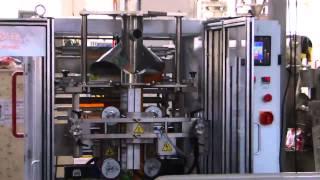 Poudre et machine d'emballage de granules