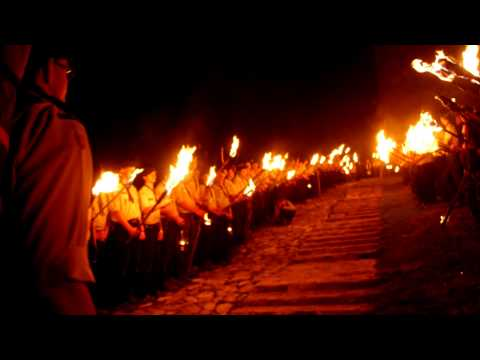 FOTO: Pielgrzymka Wędrowników na Święty Krzyż | Skauci Europy 26-29.09.2013