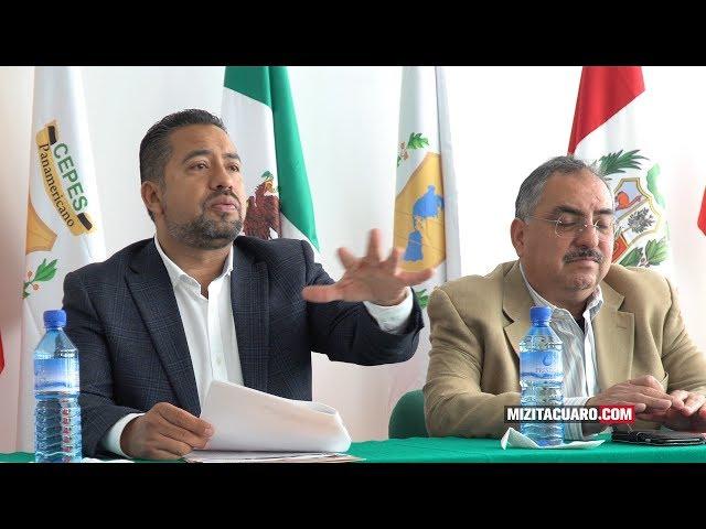 7mo Encuentro Estatal de Robótica y Prototipos de Desarrollo Tecnológico - Zitácuaro 2018