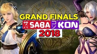[SC6] Sabakon 2018 Soulcalibur VI Tournament - Las Vegas, NV - Grand Finals (1080p/60fps)