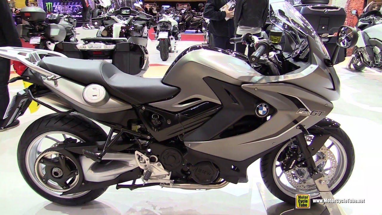 2016 bmw f800gt walkaround 2015 salon de la moto paris youtube. Black Bedroom Furniture Sets. Home Design Ideas