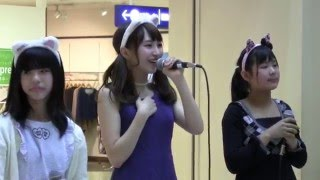 豊田ご当地アイドルStar☆T(スタート)チームオリオンの定期ライブ。 (...