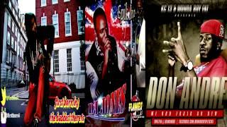 First Born Vs Don Andre - Epik Jones Flames Radio [Clash] - 2014