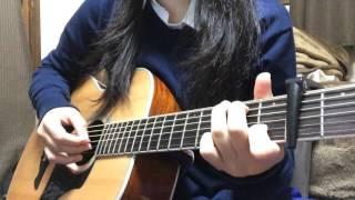 「おやすみ」高橋優 ギター弾き語りcover