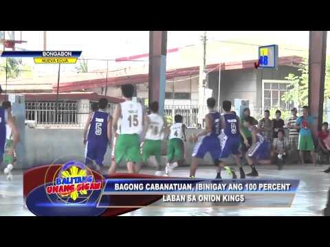 Bagong Cabanatuan, tinalo ang Bongabon Onion Kins sa score na 85 75