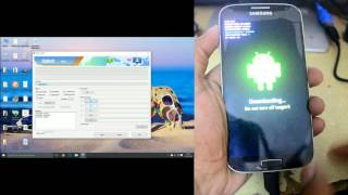 Downgrading Galaxy (S4) Series from Lollipop to KitKat and fixing IMEI Null problem