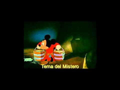 1. Mistero (L'apprendista stregone Disney)