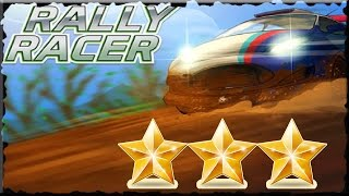 Rally Racer Game Walkthrough (All Levels)
