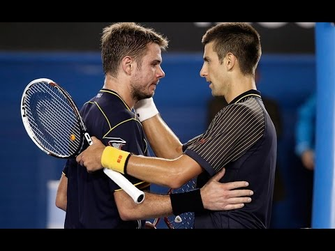 Djokovic & Wawrinka - Unforgettable Trilogy 60 FPS