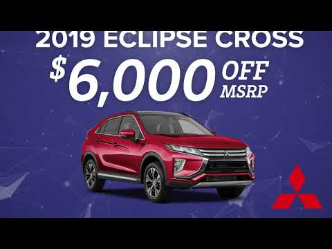 $6,000 OFF MSRP on NEW 2019 Mitsubishi Outlander | Payne Mission | Mission, Texas