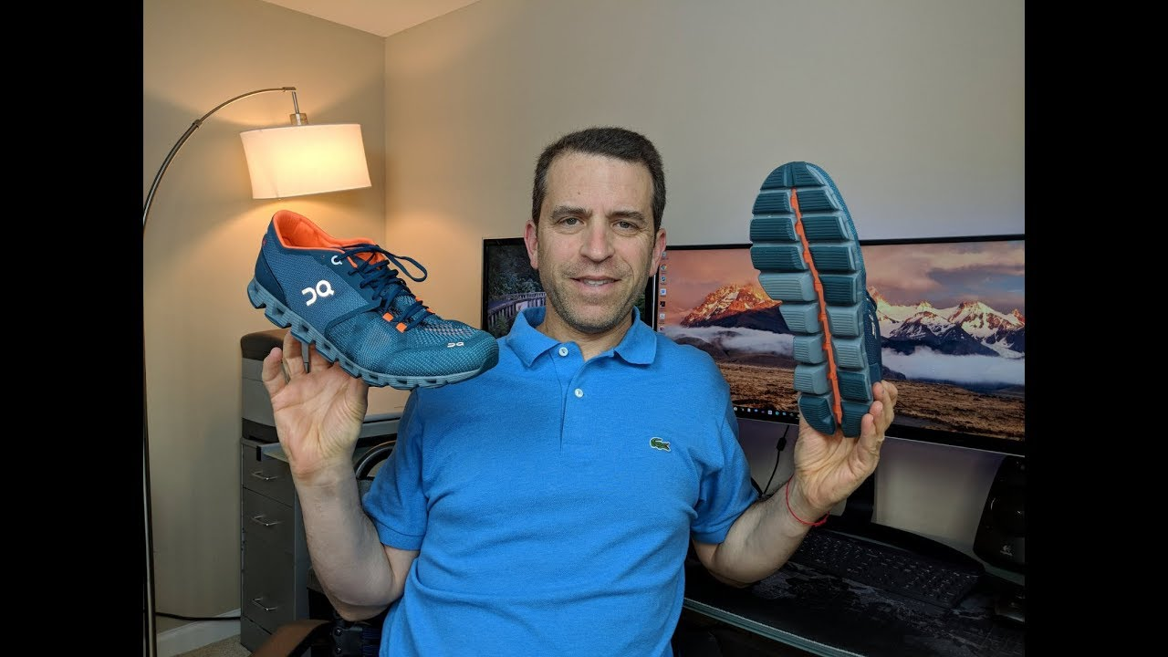 On Running Mens Cloud X Running Shoe Review