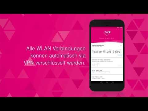Social Media Post: Telekom Connect App