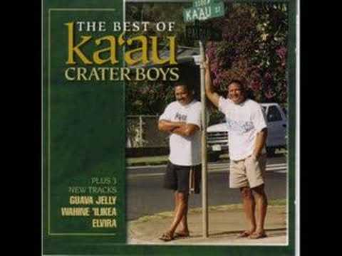 Ka'au Crater Boys - I Hear Music