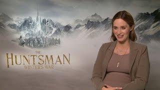 The Huntsman: Emily Blunt on bullying Chris Hemsworth