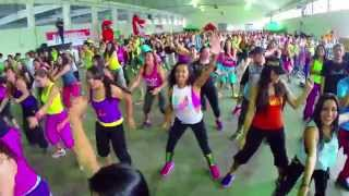 First International Zumbathon® in Guatemala for  The JT Children Foundation