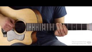 It Ain't My Fault Guitar Lesson and Tutorial - Brothers Osborne
