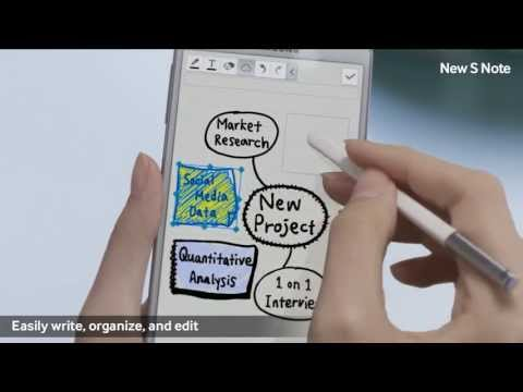 Samsung GALAXY Note 3 Official Commercial Promo HD