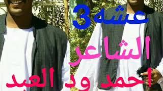 الشاعر احمد ود العبد