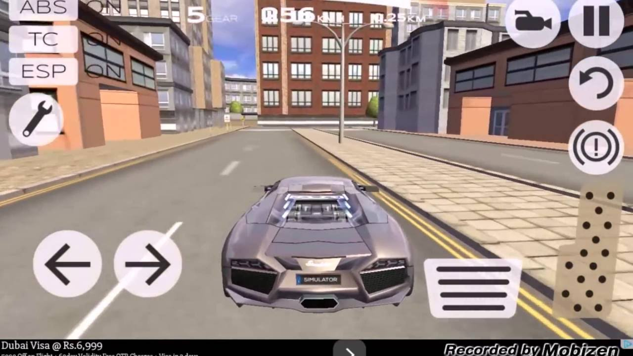 Extreme Car Driving Simulator Android Game 1080p Full HD 2015