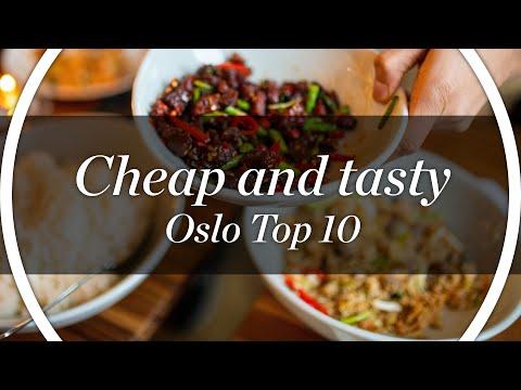 Lunsjklubben's Oslo Top 10. #1 Nam Fah Thai
