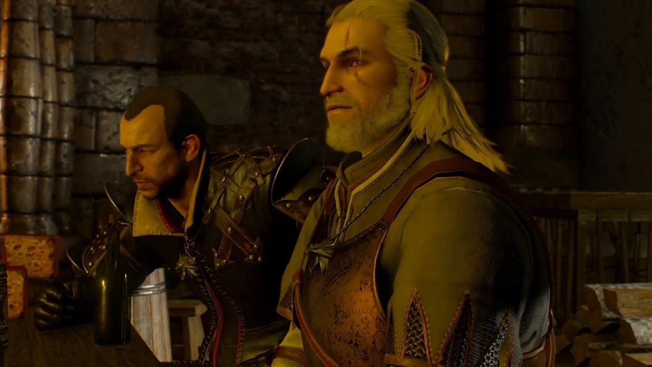 PS4 20200307巫師 3:狂獵#14 並肩作戰~烏德維克之王~惡靈纏身!! - YouTube