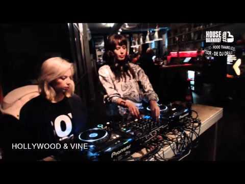Hollywood & Vine - 60 min set - De DJ Draait Door - Obvious Collective - Downtown 010