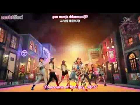 SNSD - I Got a Boy MV(english version)
