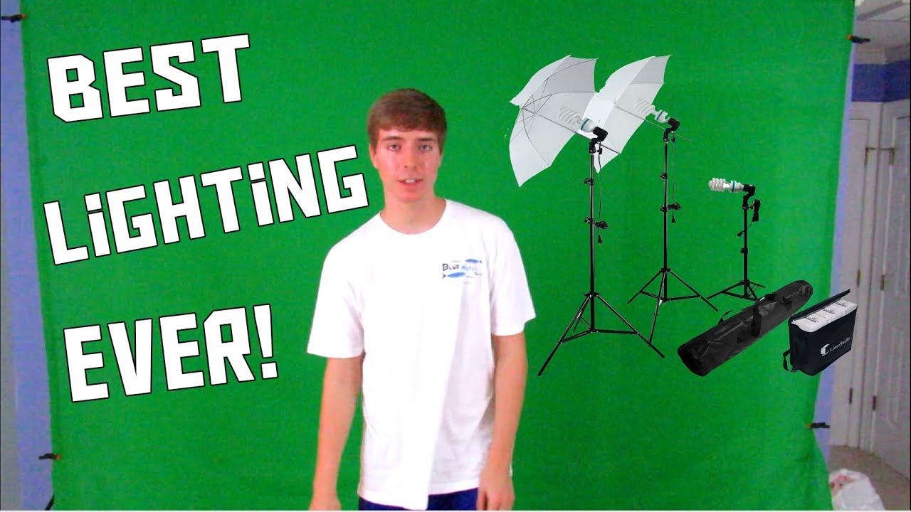 Best Green Screen Lighting Ever Joking Obviously Youtube