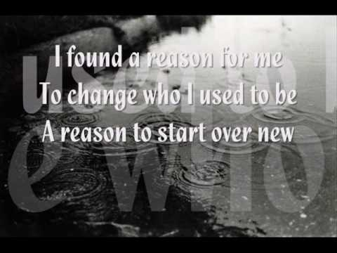 Hoobastank - The Reason Lyrics | MetroLyrics