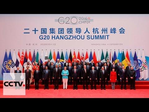 Ceremonia de apertura de la Cumbre del G20 (Video completo)