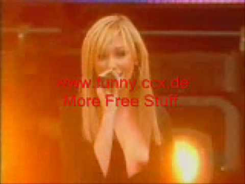 jenny frost atomic kitten flash