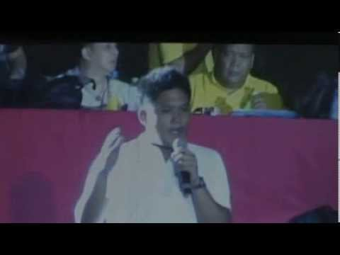"City of Naga--Dagitab Festival 2013: The Speech of Congressman Gerald Anthony ""Samsam"" Gullas"