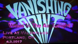 Vanishing Point:  Venus In The Air Tonight, 4, 3, 2017, pt. 1: Lou Reed