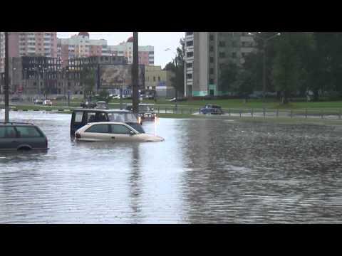 Потоп в Витебске