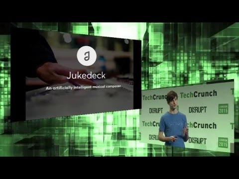 Jukedeck's AI Writes Music For Your Video | Startup Battlefield Finals