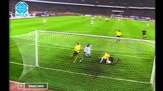 Динамо (Киев) - Боруссия (Дортмунд) 2-2. ЛЧ-2001/02(обзор).