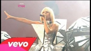 Lady Gaga - Paparazzi & LoveGame (Glastonbury Festival 2009) Part 1/4