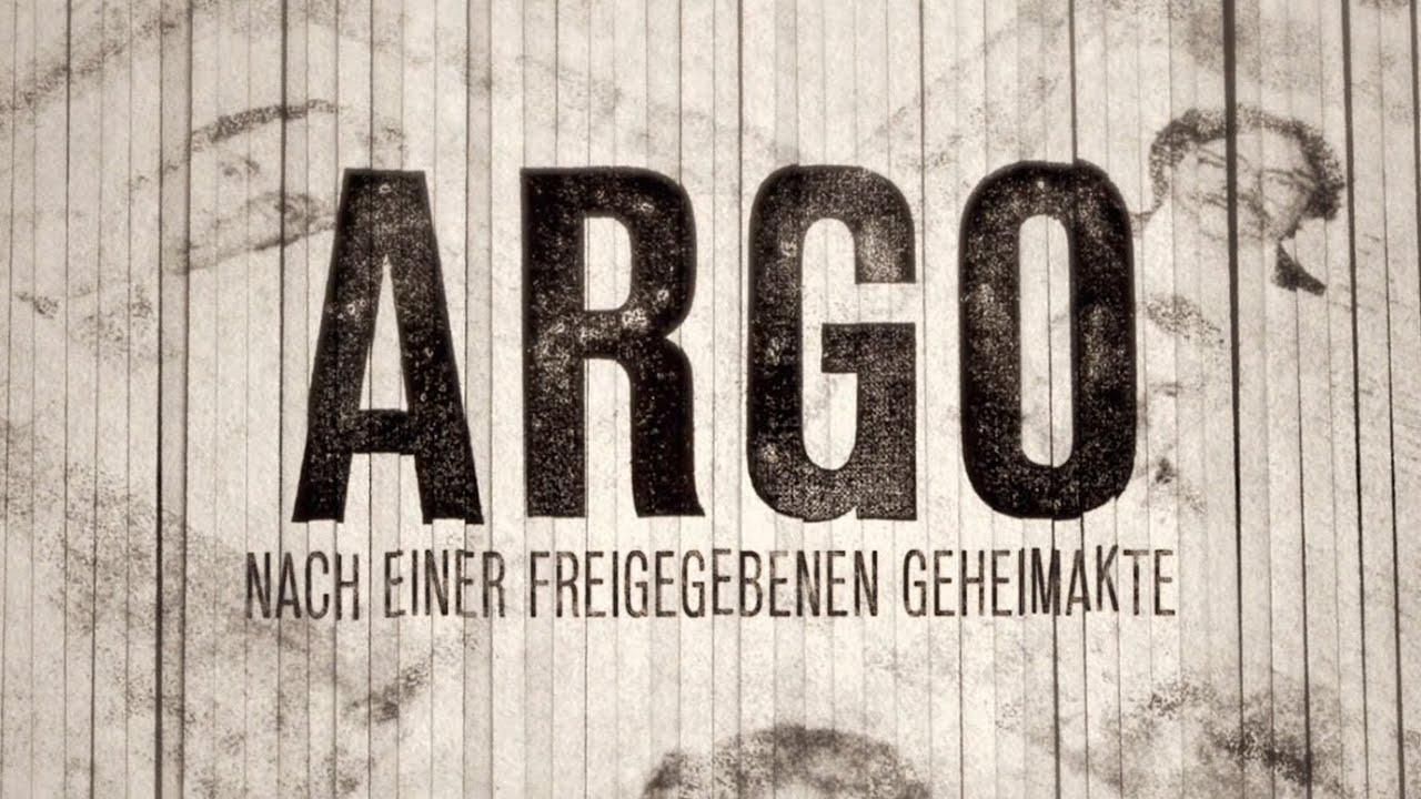 ARGO - offizieller Trailer #1 deutsch HD