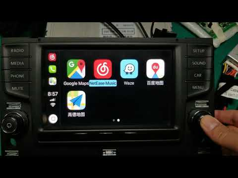 Download Skoda Mib2 Std2 Pq Carplay Android Auto Plug Play