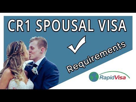 CR1 Visa Requirements