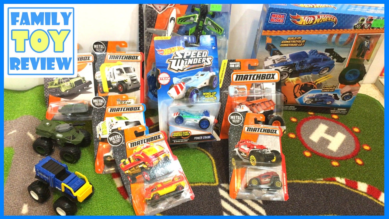 Best Matchbox Cars And Toys For Kids : Toy cars for kids matchbox unboxing hot wheels