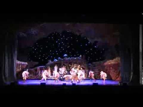 Peter Pan Tour June 2012 ACT 2