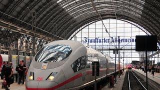 Video A Walk Around The Frankfurt Hauptbahnhof download MP3, 3GP, MP4, WEBM, AVI, FLV September 2018